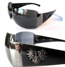 New GUESS Mens Sunglasses GGU2034 Black/Gray $80.00