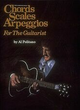 The Complete Book of Chords Scales & Arpeggios for the Guitar NEW 000000021