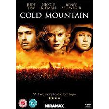 Cold Mountain (Jude Law Nicole Kidman) New DVD R4