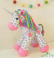 Unity Unicorn  - Sewing Craft PATTERN Horse Pony