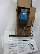JOHNSON CONTROLS PNEUMATIC TEMPERATURE TRANSMITTER  T-5210 - 1114