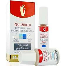 Mavala Nail Shield Reinforces and Protects Fragile Nails(set of 2) 10ml(each)