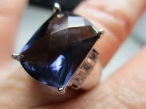 Ross-Simons Black /& White Diamond Highway Ring in Sterling Silver /& 14kt Gold