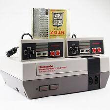 Nintendo NES Konsole ► The Legend of Zelda ►2x Original Controller