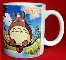 My Neighbour Totoro - Coffee Mug - Studio Ghibli - PERSONALISED GIFT - Anime