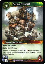 WOW Pygmy Pyramid 157/202 TOMB NEW PROMO MINT ENG FOIL WORLD OF WARCRAFT