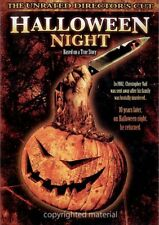 Halloween Night (DVD, 2006) Scot Nery, Derek Osedach, Rebekah Kochan