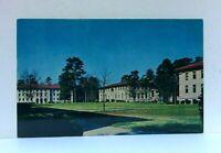 Atlanta Georgia Emory University Quadrangle Postcard
