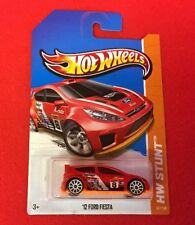 Hot Wheels 2013 Treasure Hunt Custom '12 Ford Fiesta