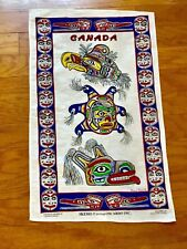 Beautiful SKEMO Authentic Native Canadian Made And Designed Cloth
