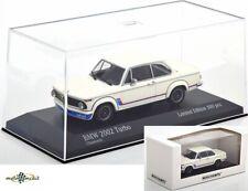 BMW 2002 Turbo White 1:43 Minichamps