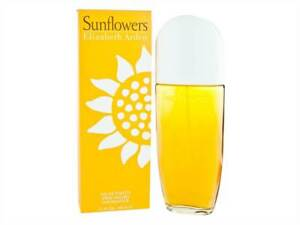 Elizabeth Arden Sunflowers Eau de Toilette 100ml Spray Women's NEW. EDT For Her