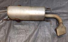2007-2010 Saturn Sky Factory OEM Exhaust Muffler w/ Tip / Automatic G097