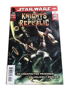 STAR WARS KNIGHTS OF THE OLD REPUBLIC #12 (9.6-9.8) 2006 Dark Horse Comics