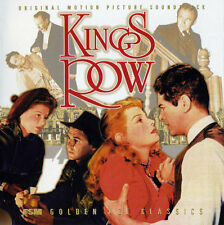 Kings Row / The Sea Hawk - 2 x CD Complete - Limited 3000 - OOP - Erich Korngold