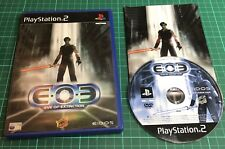 EOE Eve Of Extinction For Sony Playstation 2, PS2