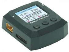 MASTER Accu Power Meter, 1-8S Lipo Tester, USB Lader, Balancer und Leistungstest