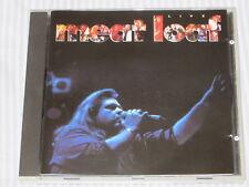 MEAT LOAF Live (CD 1987)  ORIGINAL RECORDING