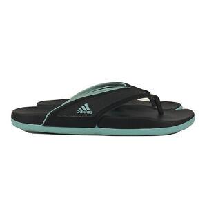 adidas Women's Adiiette Comfort Flip Flops Sandals Sz 9