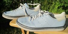 adidas Stan Smith / Light Blue Leather Uppers / US Men size 11 / Pre-owned