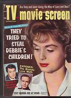 TV & Movie Screen July 1960 Debbie Reynolds Marlon Brando Sandra Dee