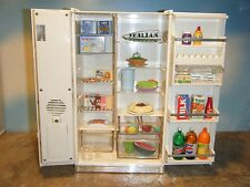 TYCO KITCHEN LITTLES DELUXE REFRIGERATOR
