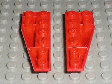 LEGO Red wedge ref 41764 & 41765 / set 7119 8106 65799 5892 7043 3827 ...
