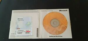 Microsoft Office XP 2002 Small Business 000058802430 OEM Genuine CD with KEY