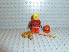 LEGO ® Ninjago 1x personaggio Kai ZX Rosso con pistola njo032 9561 9441 9449 NUOVO f635