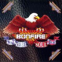 BONFIRE - REBEL SOUL   CD NEW