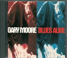 CD ALBUM 13 TITRES--GARY MOORE--BLUES ALIVE--1993