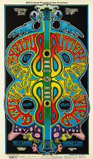 "Butterfield Blues Band Fillmore Concert Poster Replica 11x19"" Photo Print"