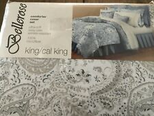 Bellerose King/Cal King Comforter Cover Set