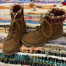 Girls Cynthia Rowley Boots Size 1