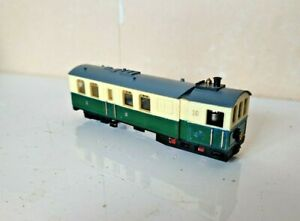 009 Narrow gauge Egger Bahn Railcar