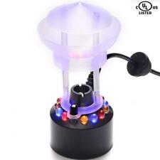 FITNATE Splash Guard Ultrasonic Mist Maker, 12 LED Mister Fogger Water...