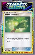 Herbe Sauveuse - SL07:Tempête Celeste - 136/168 - Carte Pokemon Neuve Française