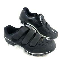Women's EUC Specialized Riata MTB Cycling Shoes Black Sz 7