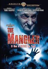 The Mangler DVD (1995) - Robert Englund, Ted Levine, Tobe Hooper, Daniel Matmor