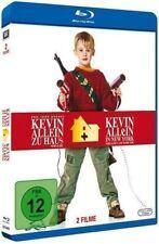 Kevin - Allein zu Haus und Allein in New York auf 2  Blu Ray NEU+OVP