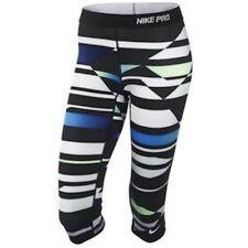 Nike Pro Core Sublimated Women's Capri Tights 453651-010 Retail $45 Size M