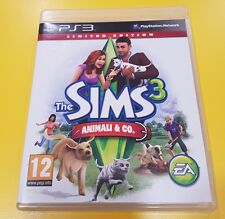 The Sims 3 Animali & Co. Limited Edition GIOCO PS3 VERSIONE ITALIANA