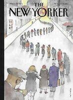 New Yorker Magazine CIA Retaliation Against Whistleblower Bodies Arms Race 2020