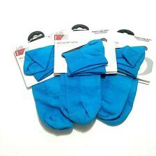 Pearl Izumi Women's Silk Lite Cycling Running Socks Large 3 Pair
