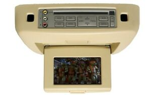 Lincoln NAVIGATOR Ford EXPEDITION Freestyle DVD Player LCD Screen Entertainment