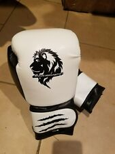 Custom made 10oz training or sparring boxing gloves