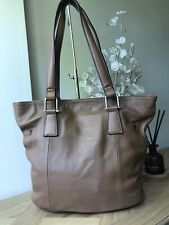 Tignanello genuine leather medium handbag tote bag
