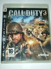 Call of Duty 3 Playstation 3 ps3