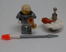Lego Ritter Nexo Knights Figur - Lance mit Zubehör Waffen Speer Essen - Neu
