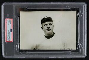 C. 1930s Christy Mathewson NY Giants Vintage Baseball PSA Type II Photograph